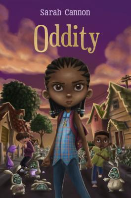 Book Review: Oddity by SarahCannon