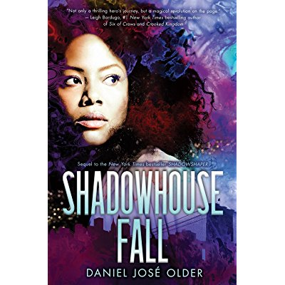 Book Review: Shadowhouse Fall (Shadowshaper Cypher #2)