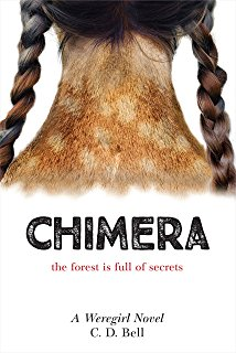 Review: Chimera (Weregirl Trilogy #2) by C.D. Bell