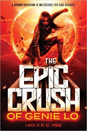 Review: Epic Crush of Genie Lo by F.C. Yee