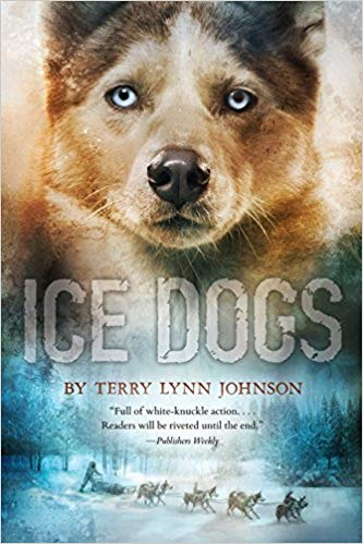 Review: Ice Dogs by Terry Lynn Johnson